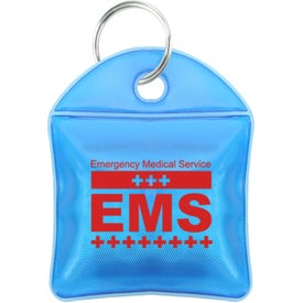 Branded CPR Face Shield