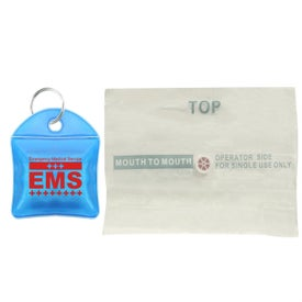 CPR Face Shield with Your Logo