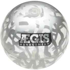 Crackle Bouncer Ball with Your Logo