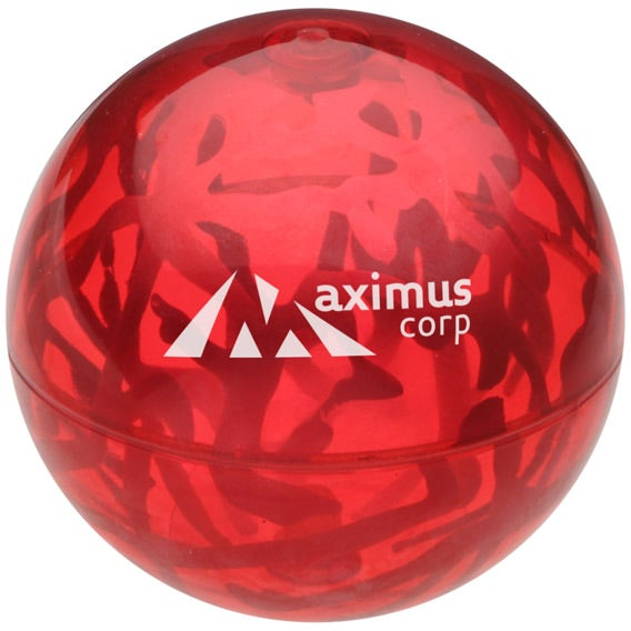 Crackle Promo Bouncer Ball