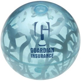 Crackle Bouncer Ball
