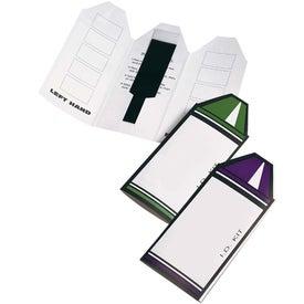 Personalized Crayon ID Kit