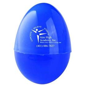 Custom Crazy Putty Egg