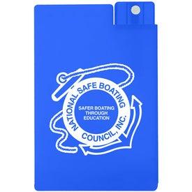 Customized Credit Card Shape Air Freshener