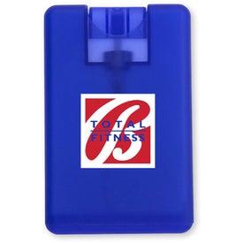 Branded Credit Card Hand Sanitizer