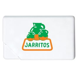 Imprinted Credit Card Mint Dispenser