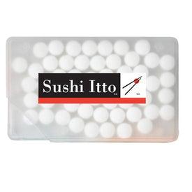 Credit Card Mint Dispenser for Promotion