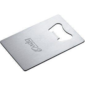 Credit Card Size Opener