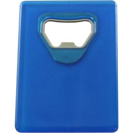 Credit Card Bottle Opener for Your Church