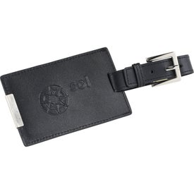 Branded Cross Luggage Tag