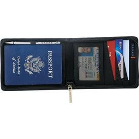Cross Passport Wallet for Marketing