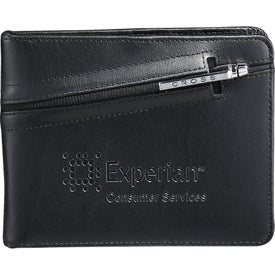 Cross Passport Wallet for Your Company