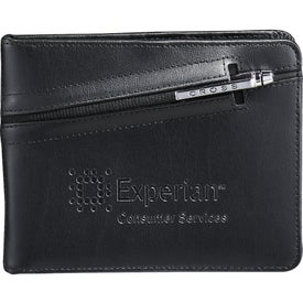 Cross Passport Wallet with Pen