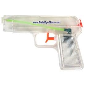 "Crystal Water Gun (6"")"