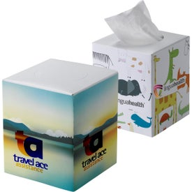 Cube Tissue Boxes