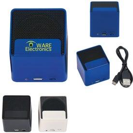 Cubic Bluetooth Speaker