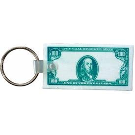 Currency Key Fob