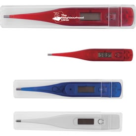 Custom Digital Thermometer