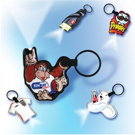 Custom Light-Up Key Tag for your School