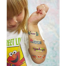 Promotional Tattoo Bandages