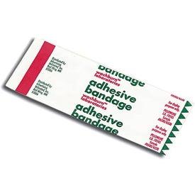 Customized Custom Printed White Bandages