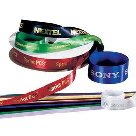 "Customized Ribbon (1 1/2"" x 100 Yard Reel)"
