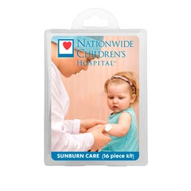 Personalized Cuts and Scrapes First Aid Kit