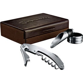 Cutter and Buck American Classic Wine Set