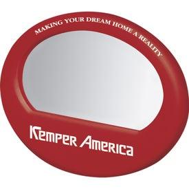 Monogrammed Cyber Mirror