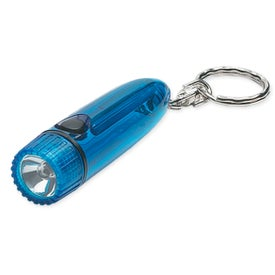 Cylinder Light Key Chain