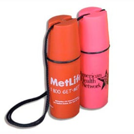 Cylindrical Sport Safe with Neck Rope