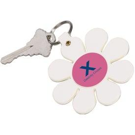 Daisy Key Tag for Marketing