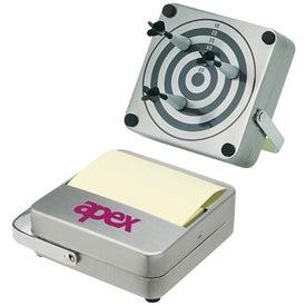 Dardo III Dart Game Notepad Dispenser