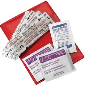 Personalized Dartmouth First Aid Kit