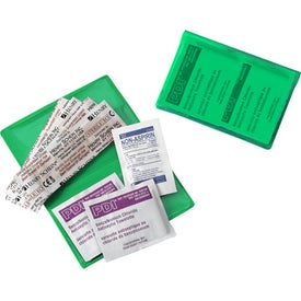 Dartmouth First Aid Kit Imprinted with Your Logo