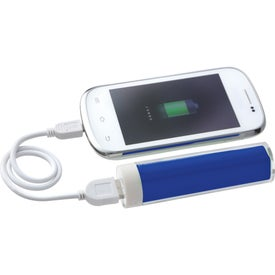 Dash Plastic Power Bank for Your Company