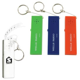 Data Tech Sound Keychain