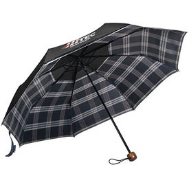 Davenport Compact Umbrella Printed with Your Logo