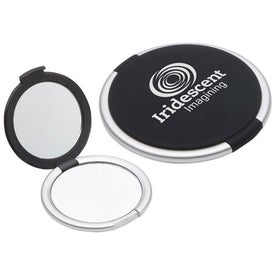 Double Side Compact Mirror
