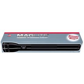 Custom Cell Mag-Lite Flashlight