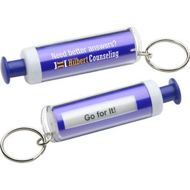 Decision Maker Key Chain