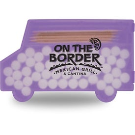 Pick 'n' Mints Imprinted with Your Logo