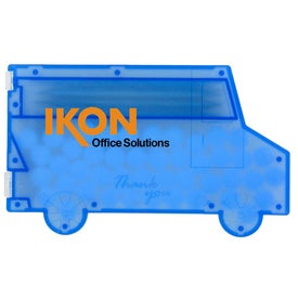 Delivery Truck Pick N Mints Printed with Your Logo