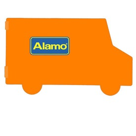 Monogrammed Delivery Truck Pick N Mints