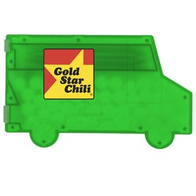 Printed Delivery Truck Pick N Mints