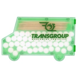 Delivery Truck Pick N Mints for Your Church