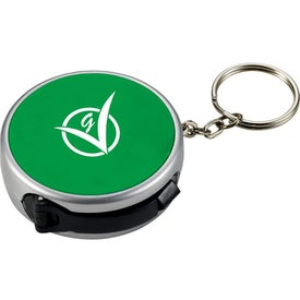 Personalized Delta Wind-Up Key Light