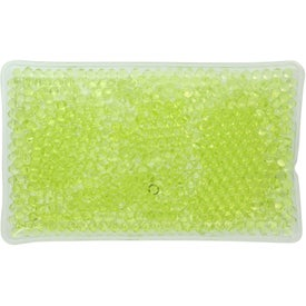 Deluxe Aqua Pearls Hot/Cold Pack (Neon Green)