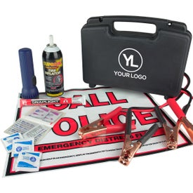Deluxe Auto Emergency Kits