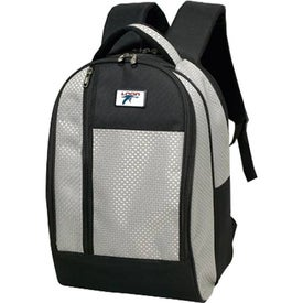 Monogrammed Deluxe BBQ Backpack Set
